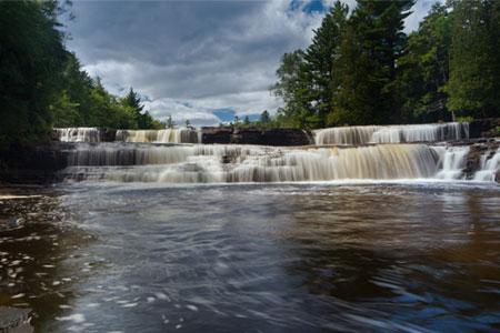 Tahquamenon Falls State Park – Lower Falls